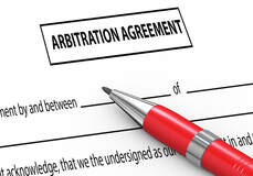 mandatory arbitration agreements in California